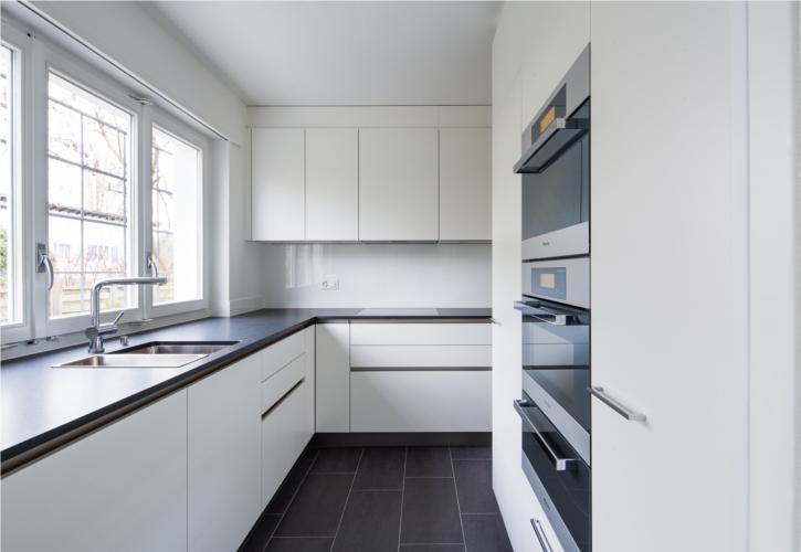 umbau denkmalgesch tztes efh z rich fluntern nievergelt architekt. Black Bedroom Furniture Sets. Home Design Ideas